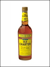 Old Charter 8 yrs old